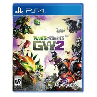 GCE Plants VS Zombies GW2 Game [R1] for PS4 Price Philippines