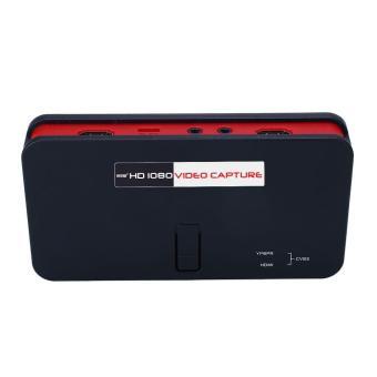 Ezcap 284 HD Video Game Capture 1080P HDMI/YPbpr Recorder Box For Xbox One WiiU - intl Price Philippines