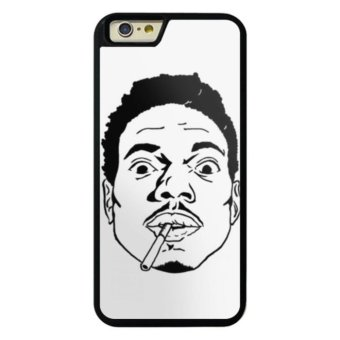 Harga Phone case for iPhone 5/5s/SE Chance the Rapper cover for Apple iPhone SE - intl