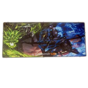 Overwatch Comfort Blizzard Gaming Keyboard MousePad Mouse Pad Price Philippines
