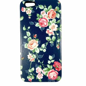 DualPro Hard Shell PC Case with Floral Paint for Oppo F3 Plus #3 Price Philippines