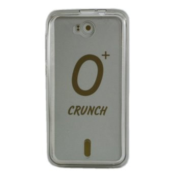 Senior TPU Back Case for O+ O Plus Crunch (Clear) Price Philippines