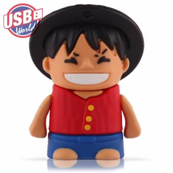 USB World Action Figure Monkey D. Luffy One Piece Anime 64GB USB Flash Drive Price Philippines