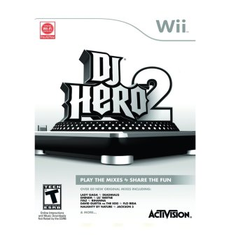 Harga DJ Hero 2 for Wii