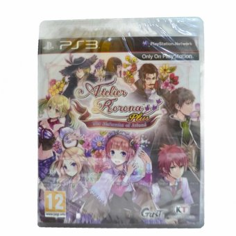 NIS America Atelier Rorona Plus The Alchemist of Arland for PS3 Price Philippines
