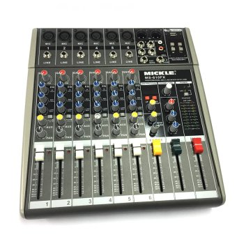 Harga Mickle MS-610FX Mixer (Black)