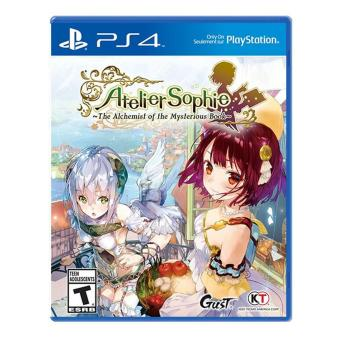 Harga Atelier Sophie: The Alchemist of the Mysterious Book [R1] for PS4