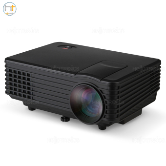 Harga RD-805 800 Lumens Mini LED Projector (Black)