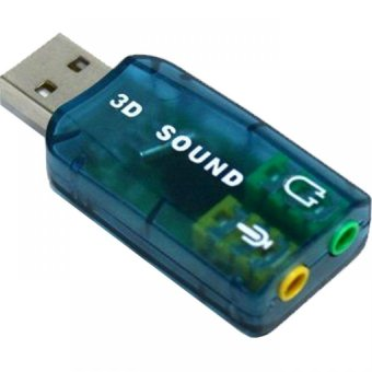 USB Sound Adapter/Audio Controller Price Philippines