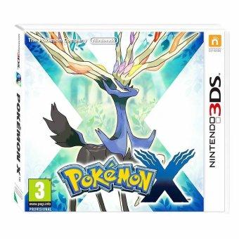 Pokemon X - Nintendo 3Ds Price Philippines