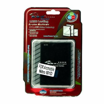 Harga MSM HK Battery for ARC MOBILE NITRO / 501D