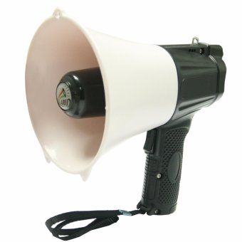 Syber General Megaphone With Siren NS-MLA/BLK (Black) Price Philippines