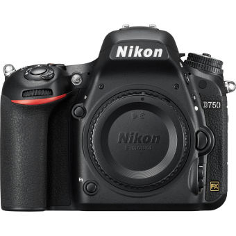 Nikon D750 24.3MP Digital SLR Camera Body Only