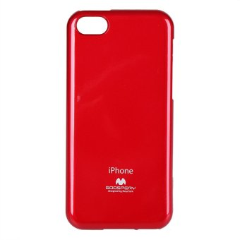 Goospery Color Pearl Jelly Case iPhone 5C (Red) Price Philippines