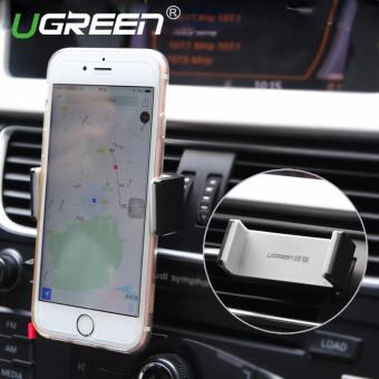Harga UGREEN Universal Mini Car Air Vent Mobile Phone Mount Holder Cradle For Most Phones and GPS - intl