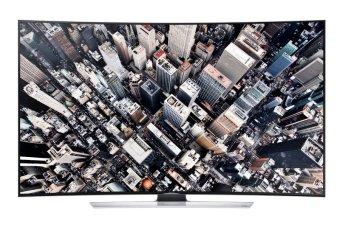 "Samsung UA78HU9000 78\ 3D Smart Curved UHD TV (Black)"""