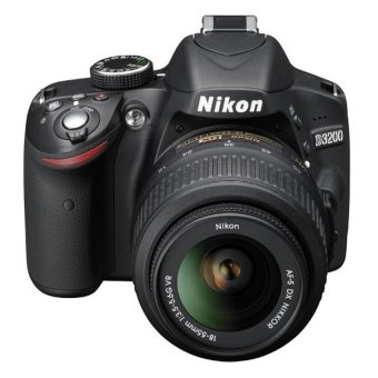 Nikon D5100 16.2 MP DSLR w/ 18-55mm VR Lens (Black)