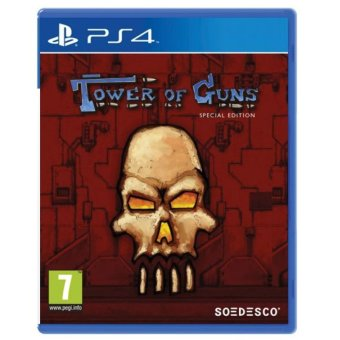 Tower of Guns Special Edition for PS4 Price Philippines