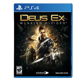 Deus Ex Mankind Divided [R3] for PS4 Price Philippines