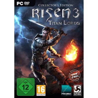 Deep Silver Risen 3: Titan Lords PC Game Price Philippines