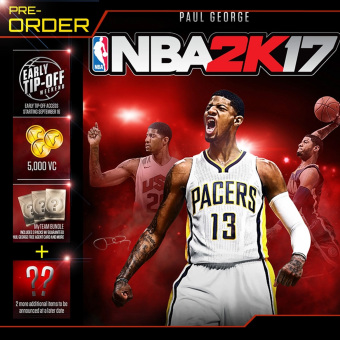 Pre-order NBA 2K17 Standard R3 for PS4 Price Philippines
