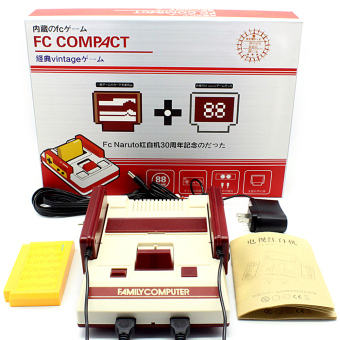 FC Compact 30th Anniversary 8 Bit Family Computer Console w Nintendo Entertainment System NES Famicom Games Price Philippines