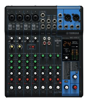 Harga Yamaha MG10XU 10-Channel Mixer