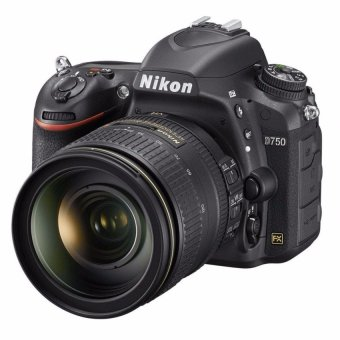 Nikon D750 24.3MP with 24-120mm Lens
