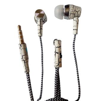 Stereo In-Ear Earphone with Mic for Alcatel (white) Price Philippines