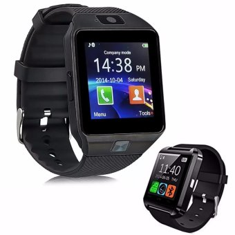 Modoex M9 Phone Quad Smart Watch (Black) with Modoex M8 Bluetooth Smart watch (Black) Price Philippines