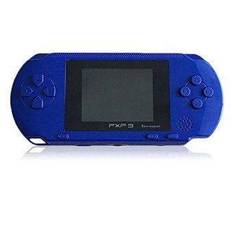 PXP3 Game Console Handheld Protable 16bit Retro Video Game Playe(bule) - intl Price Philippines