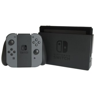 Harga Nintendo Switch with Grey Joy-Con