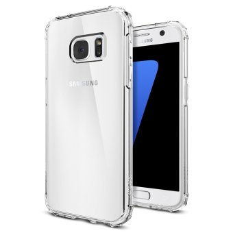 Harga SPIGEN Crystall Shell for Galaxy S7 (Crystal Clear)