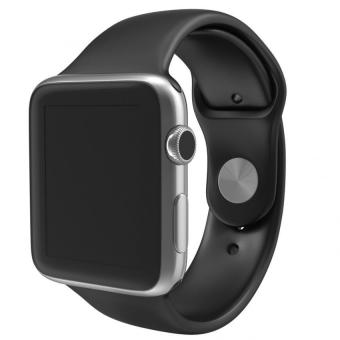 Harga Smart Phone IOS Style Smart Watch (Black)