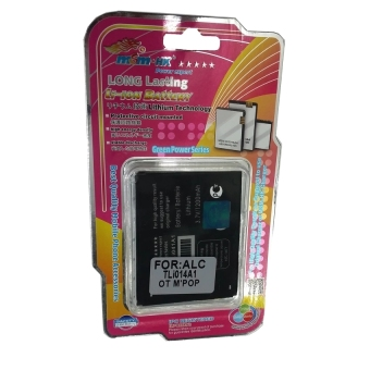 MSM HK Battery for Alcatel TLi014A1 OT M'POP (Black) Price Philippines