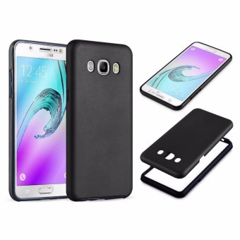 Full Cover 360 Shockproof Case for Samsung Galaxy J2 - Black Price Philippines
