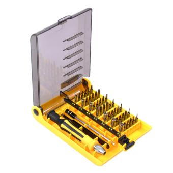 Harga Orico ST3 42-in-One Professional Magnetic Screw Driver Set ( Mobile Repair Tools )