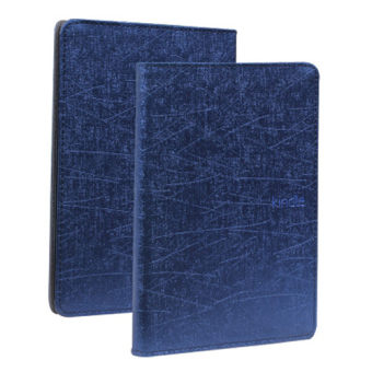 Harga Smart Cover for Amazon Kindle Paper White 1/2/3 (Dark Blue)