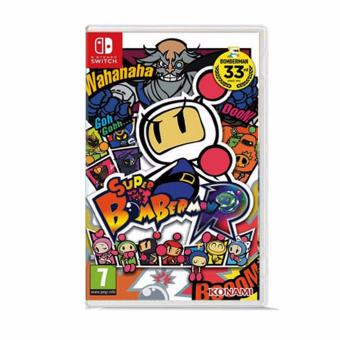Super Bomberman for Nintendo Switch Price Philippines