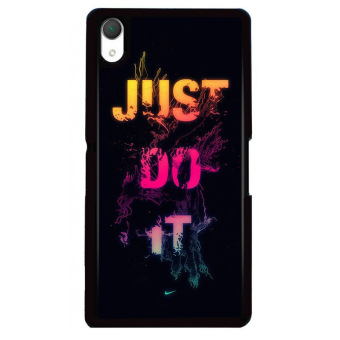 Harga Y&M Just Do It Cool Carton Phone Case for HTC Desire 826(Multicolor) - intl