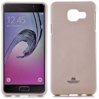 Mercury-Jelly Backcase for Samsung Galaxy A3 2016 (Gold) Price Philippines