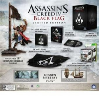 UBISOFT 39811 / Assassin's Creed IV: Black Flag - Collector's Edition - PS3 Price Philippines
