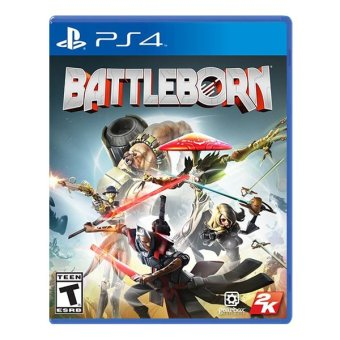 Battle Born for PS4 Price Philippines