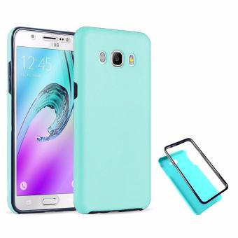 Full Cover 360 Shockproof Case for Samsung Galaxy J7 2015 - MintGreen Price Philippines