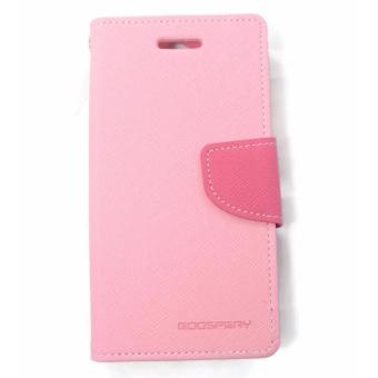 Mercury Leather Case for Sony Xperia V (Pink) Price Philippines