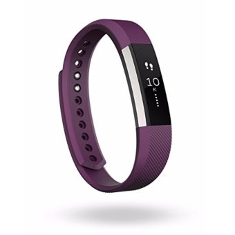 Fitbit Alta Fitness Tracker - Large (Plum) Price Philippines