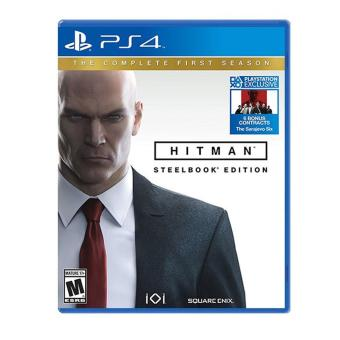 Hitman: Steelbook Edition [R3] for PS4 Price Philippines