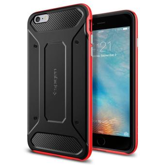 Harga Spigen Neo Hybrid Carbon Case For Iphone 6s plus (Red)