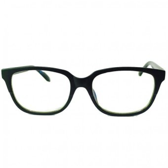 Harga Computer Protection The Wing Computer Glasses (Chrome Black) Anti-blue, Anti-fatigue and Anti-radiation