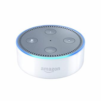 Harga All-New Echo Dot (2nd Generation) - White